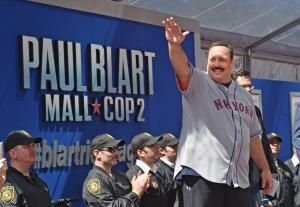 'Paul Blart: Mall Cop 2' New York Premiere
