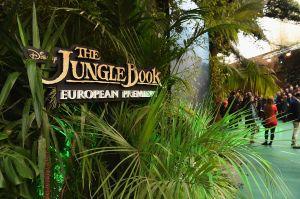 'The Jungle Book' - European Premiere