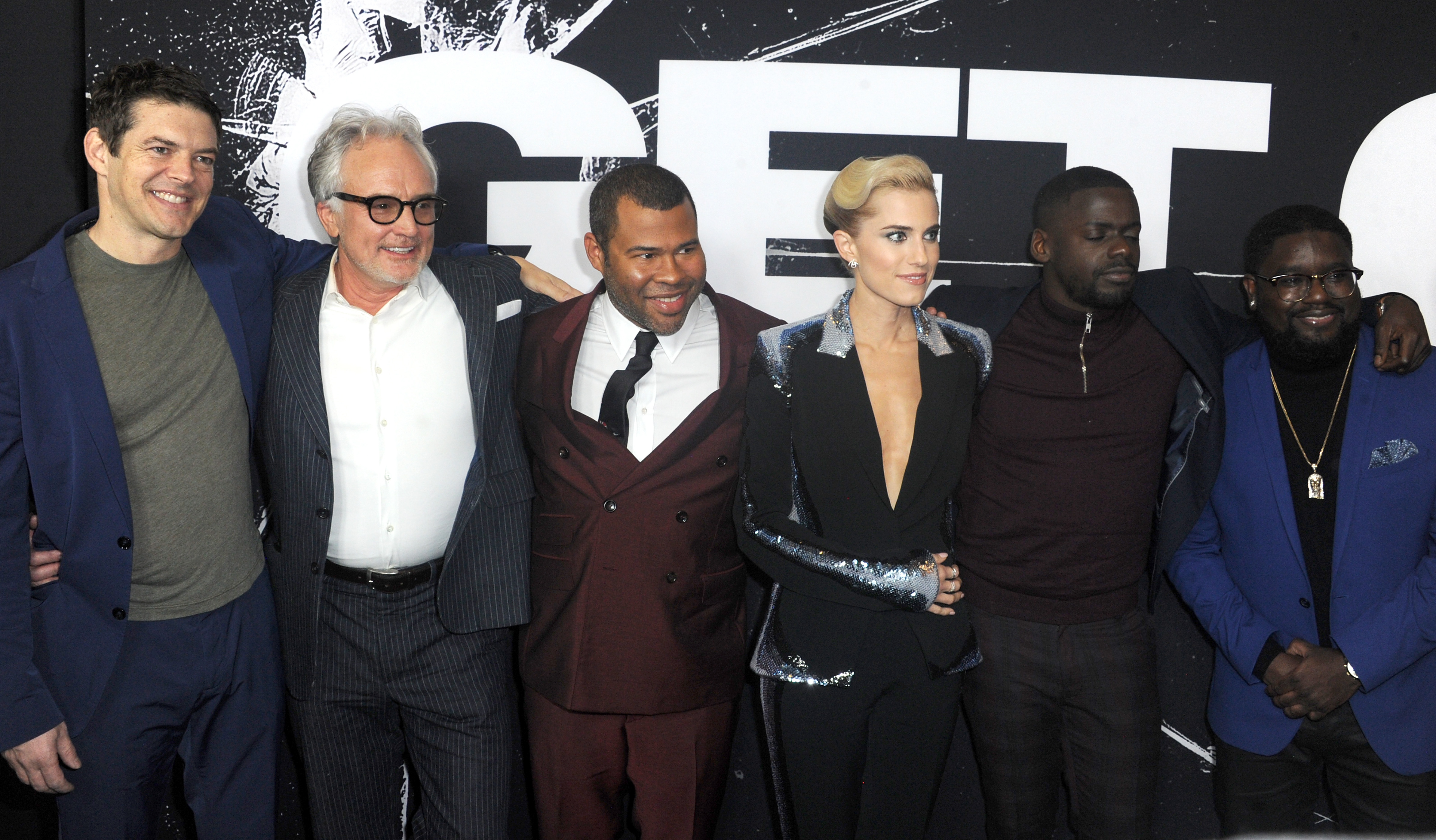 Screening Of Universal Pictures' 'Get Out' - Arrivals