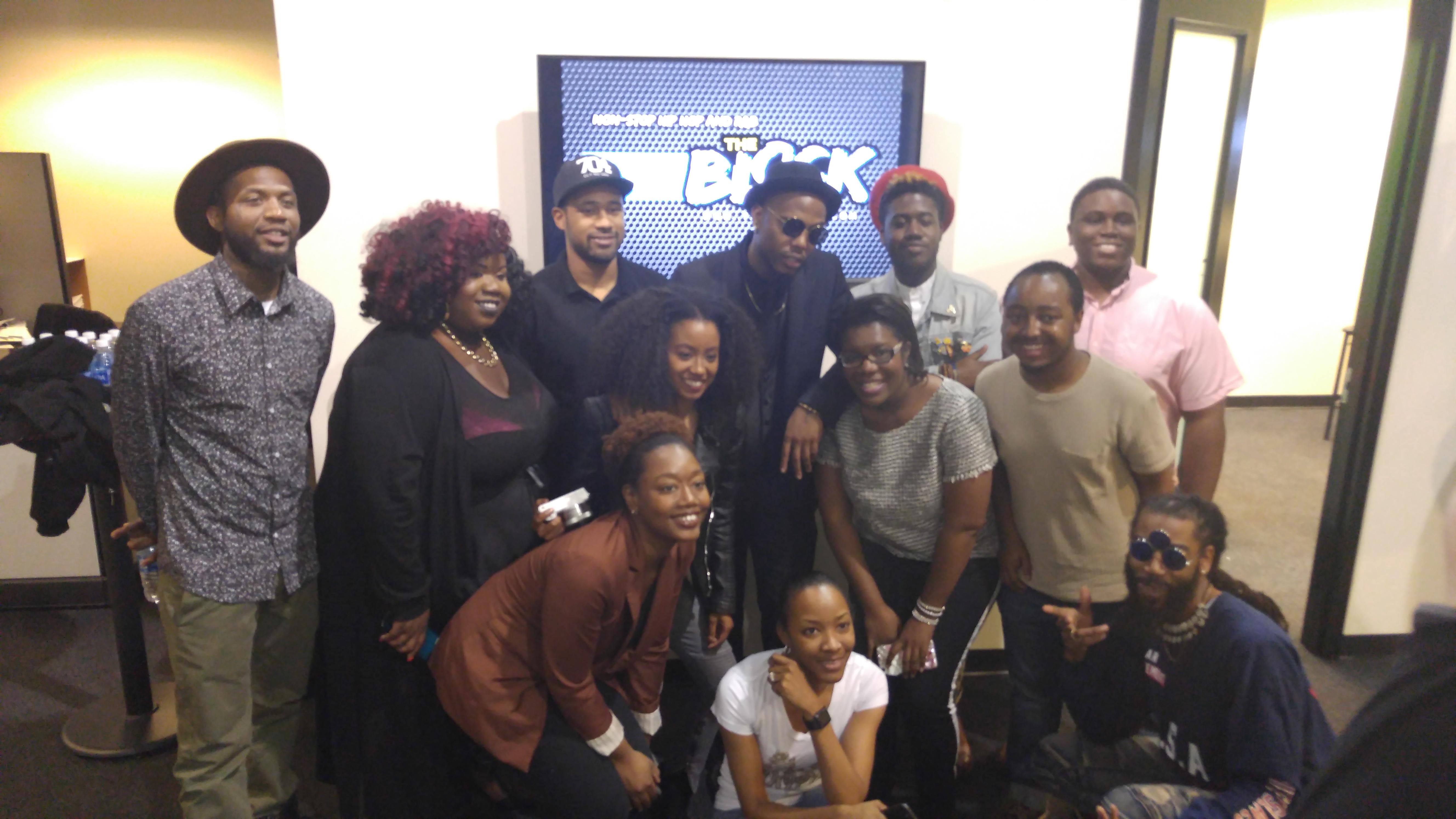 Bloggin' On The Block with B.O.B