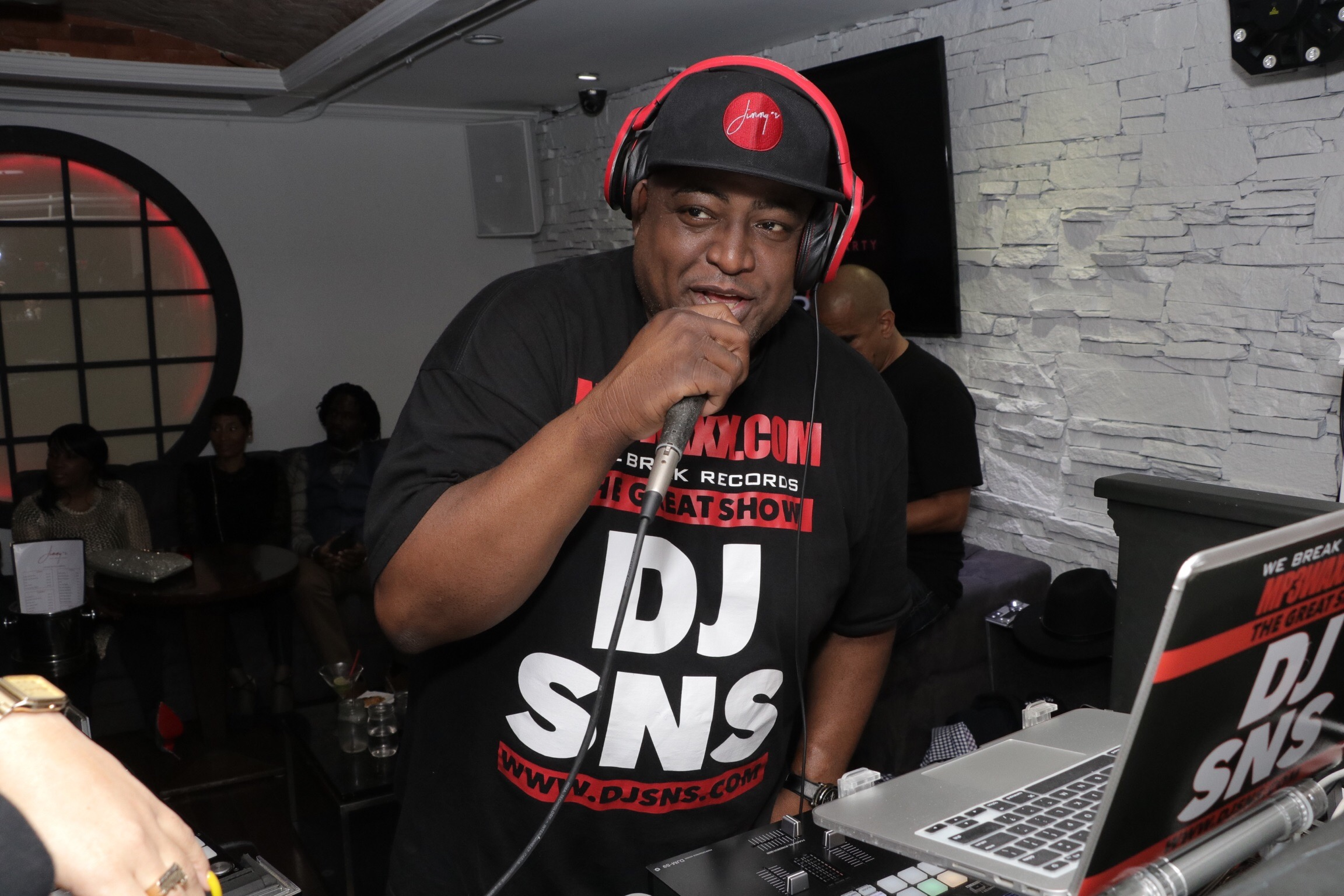 DJ Kid Capri's Surprise Birthday Party