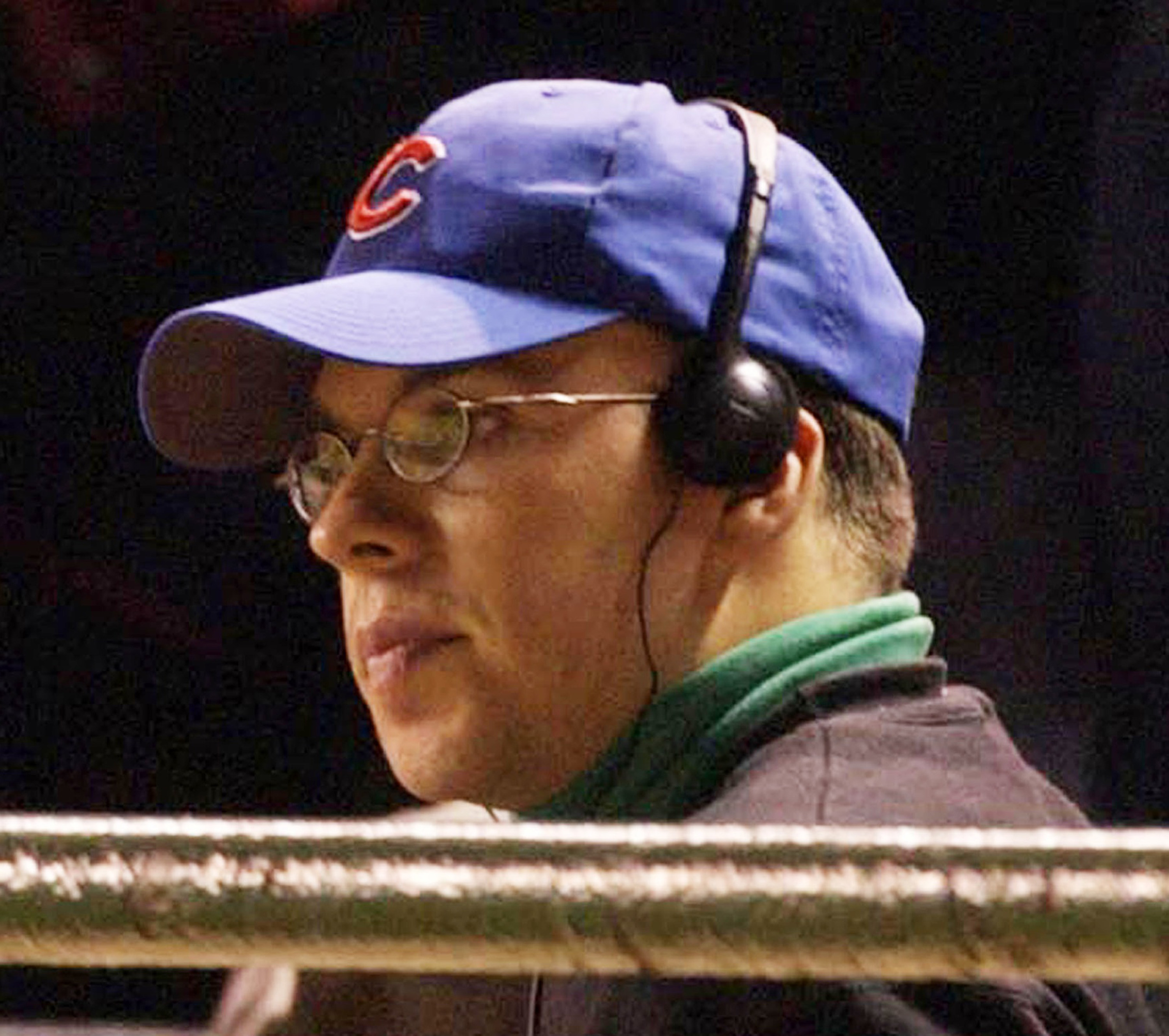Cubs issue World Series ring to Steve Bartman