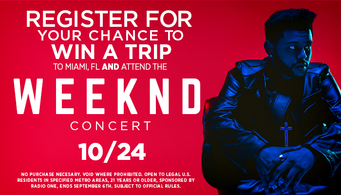 Weeknd Concert Contest Rules PDF