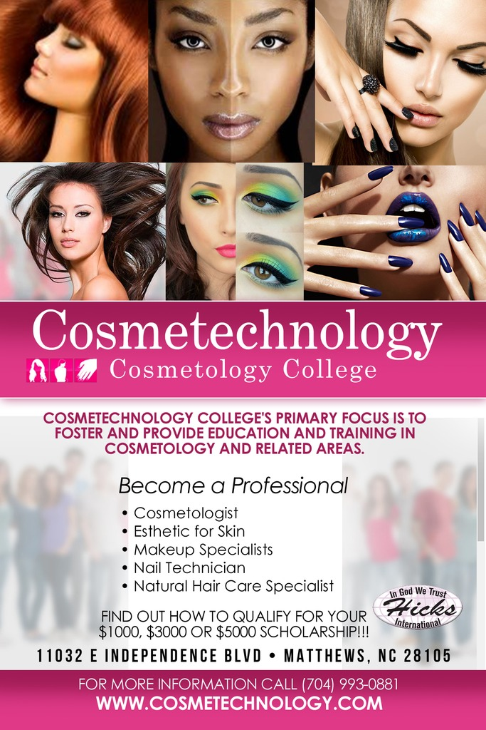 Cosmetechnology Cosmetology College