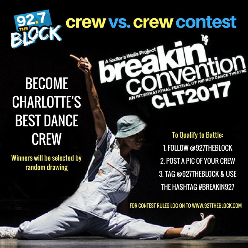 Breaking Convention 2017 Instagram Contest