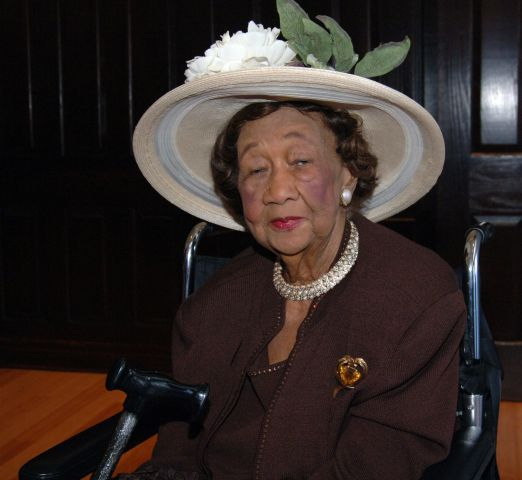 Dr.Dorothy Height,