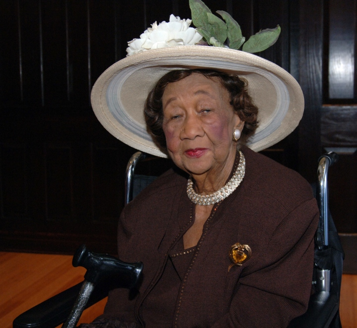Dr.Dorothy Height
