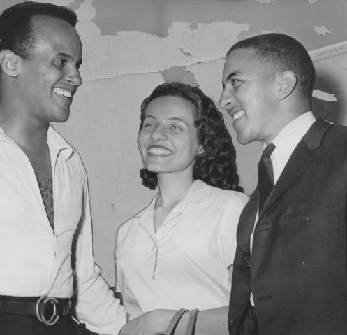 Harry Belafonte, Diane Nash