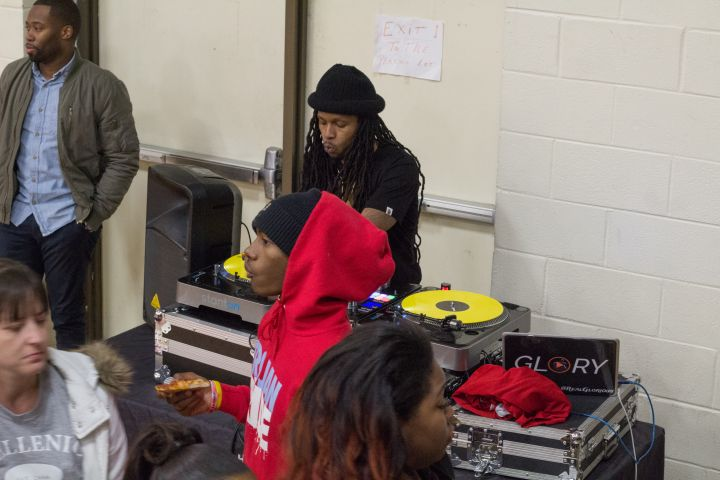 Radio One Charlotte's Homegrown Tour: Olympic High School