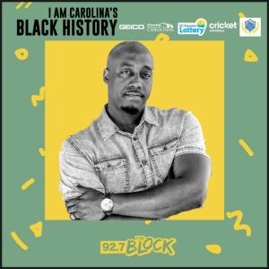 I Am Carolina's Black History: Demario Baker