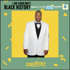 I Am Carolina's Black History: Kevan Glover