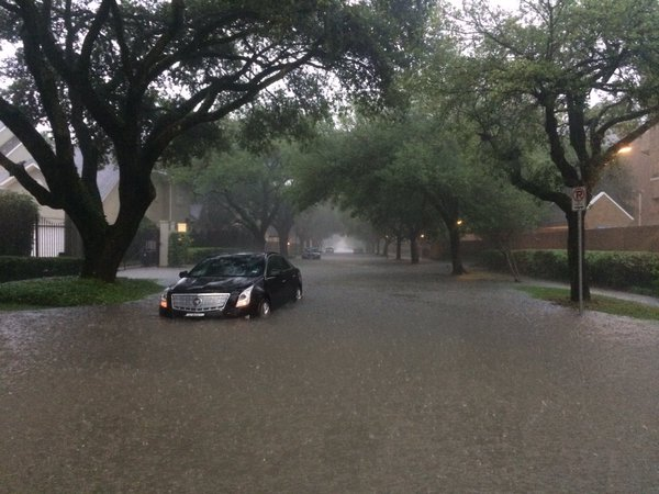 Houston Floods