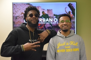Big KRIT Visits Radio One Charlotte