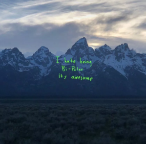 Kanye West Ye album cover