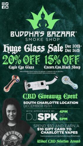 Buddha's Bazaar