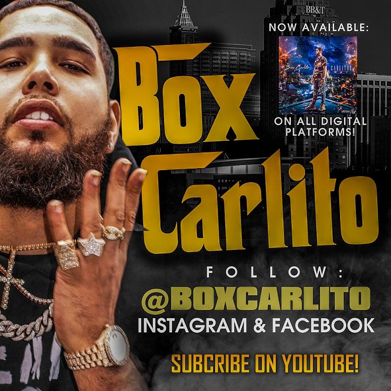 Box Carlito Flyer