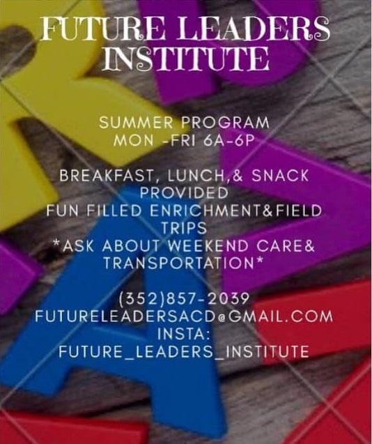 Future Leaders Institute Summer Camp