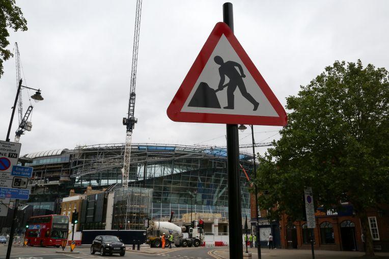 Tottenham's new football stadium