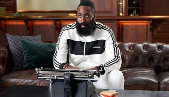 Donovan Mitchell and James Harden star in BodyArmor commercial