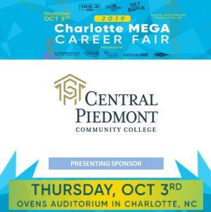 Charlotte Mega Career Fair-Central Piedmont Community College