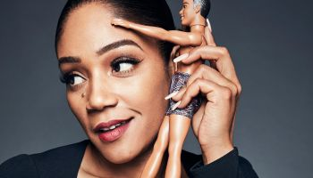 Tiffany Haddish for GQ
