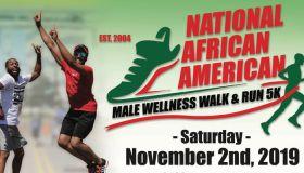 African American Men's Wellness Walk