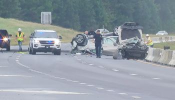 Traffic Accident on I485 Outer Loop Charlotte NC