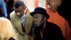 Bernie Mac In 'The Players Club'